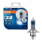 Галогенная лампа Osram H4 Cool Blue Boost +50% 12V 62193CBB-HCB DUO (2шт.)