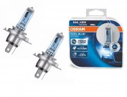 Галогенная лампа Osram H4 COOL BLUE Intense +20% 12V 64193CBI-HCB DUO (2шт.)