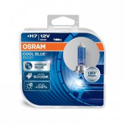 Галогенная лампа Osram H7 Cool Blue Boost +50% 12V 62210CBB-HCB DUO (2шт.)